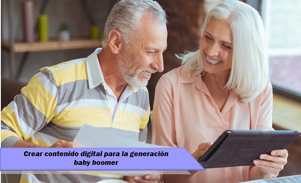 Generación Baby Boomers