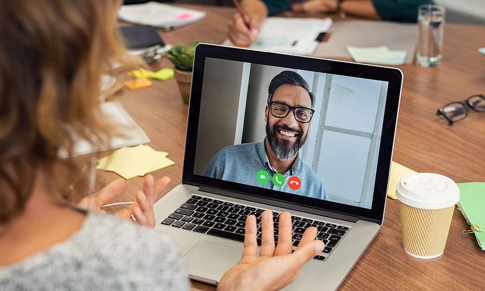 Chatroulette video conferencia