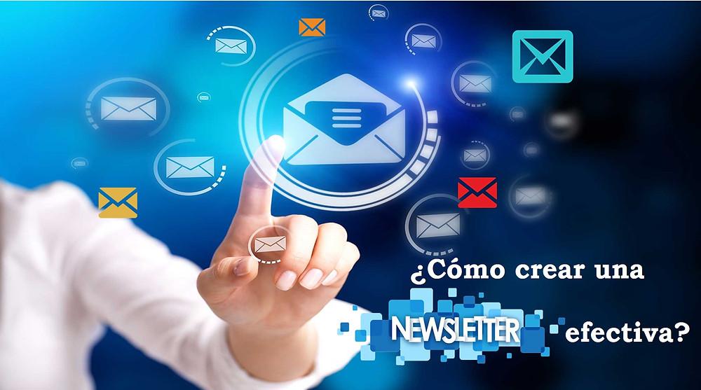 ¿Cómo crear una newsletter efectiva? - Ediciones Cryd