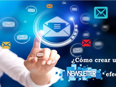 ¿Cómo crear una newsletter efectiva?