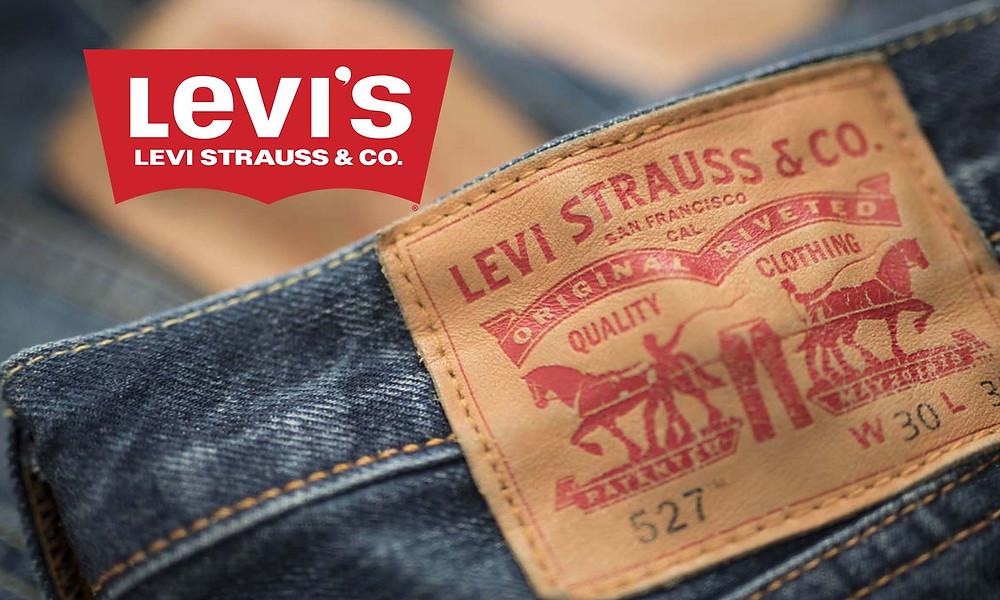 branding jean levi's
