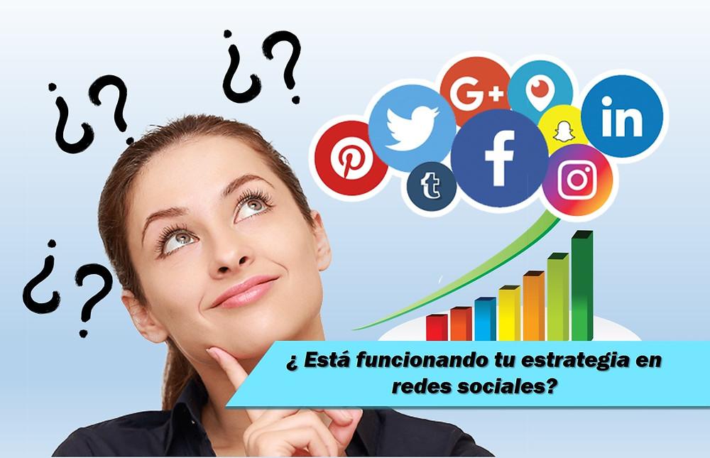 ¿Cómo saber si tu estrategia en redes sociales está funcionando? - Ediciones Cryd