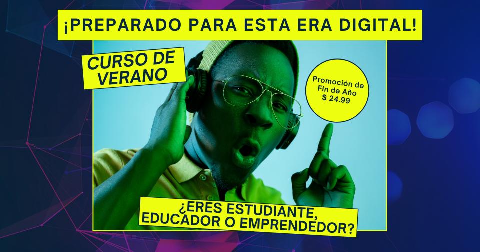 Ediciones Cryd - Curso de Verano - ¡Prep