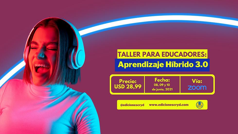 Ediciones Cryd - Taller Educadores Enseñ