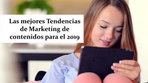 Las Mejores Tendencias de Marketing Digital