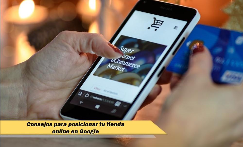consejos para posicionar tu tienda online en Google