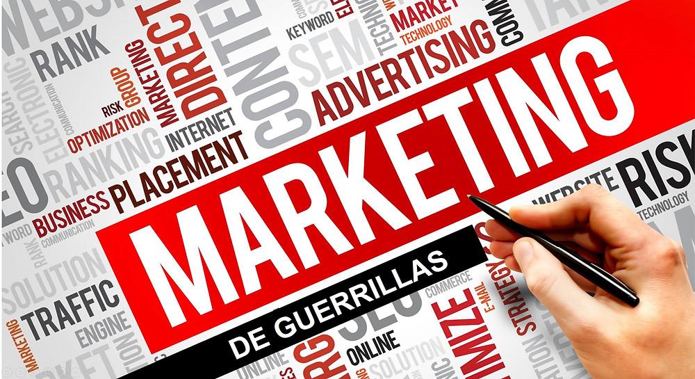 ¿Qué es el Marketing de guerrillas? - Ediciones Cryd