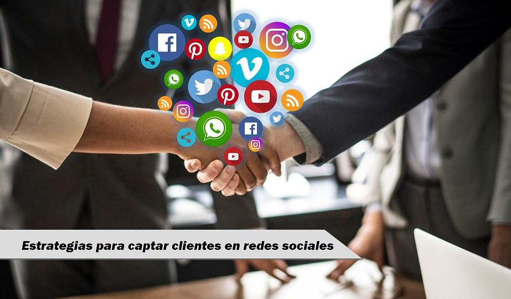 Captar clientes en redes sociales