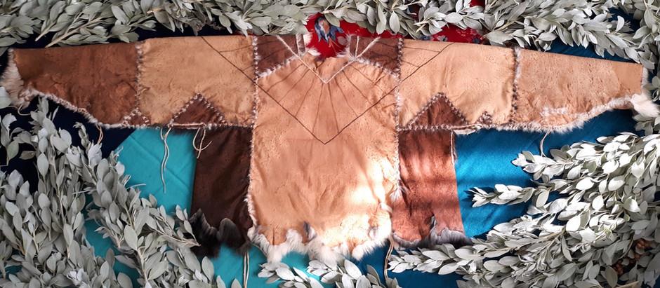 Rabbit Fur Shirt & Syrian Dresses (a primer to traditional garment construction)