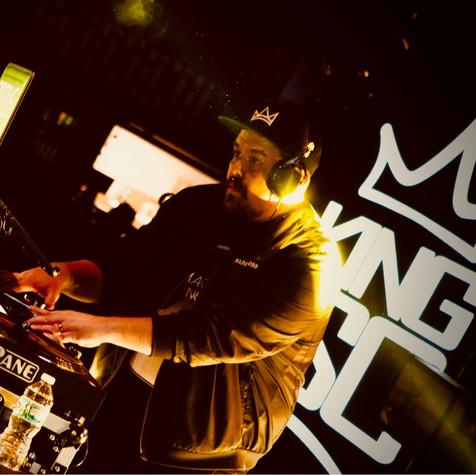 Tiberias' DJ Face The Armory Madison, WI  Photo Credit Instagram: @uncle_pisser  Planet Tour Lineup  Tech N9ne w/ Krizz Kaliko Just Juice w/ DJ Raz Mackenzie Nicole Joey Cool w/ DJ Tiberias King Iso w/ King Kash & DJ Tiberias