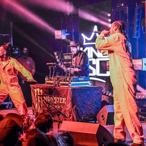 King Iso + King Kash + Tiberias The Slowdown Omaha, NE  Planet Tour Lineup  Tech N9ne w/ Krizz Kaliko Just Juice w/ DJ Raz Joey Cool w/ DJ Tiberias King Iso w/ King Kash & DJ Tiberias