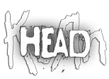 Head from Korn White Logo.png