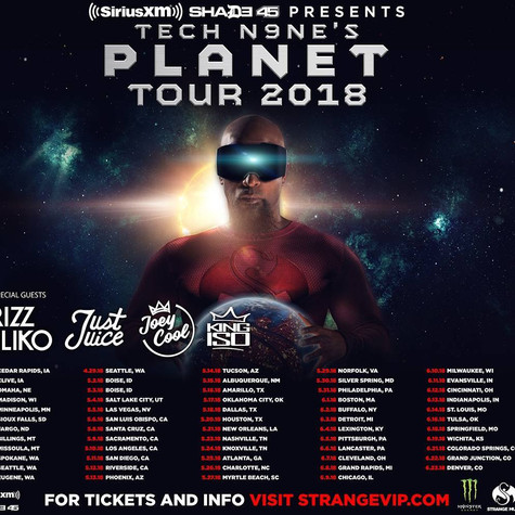 Planet Tour Schedule 2018  Cedar Rapids Ice Arena 