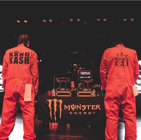 King Iso + King Kash + Tiberias Buckhead Theatre Atlanta, GA  Photo Credit Instagram: @quaveafetti  Planet Tour Lineup  Tech N9ne w/ Krizz Kaliko Just Juice w/ DJ Raz Joey Cool w/ DJ Tiberias King Iso w/ King Kash & DJ Tiberias