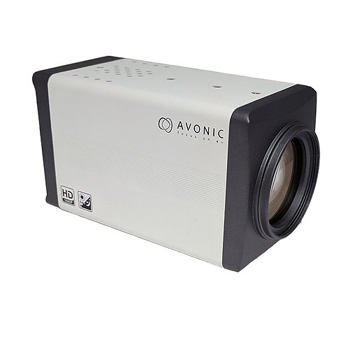 Avonic Box Camera 20x Zoom IP White