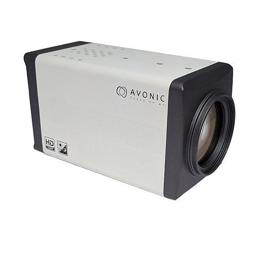 Avonic Box Camera 20x Zoom IP White