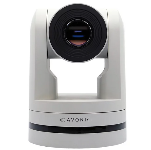 Avonic PTZ Camera 30x Zoom White