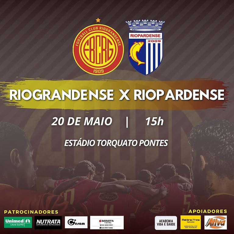 Riograndense x Riopardense - EM CASA!!!