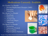 Medication assistance for depression, anxiety, opioid and alcohol addiction (Suboxone, Vivitrol, Subutex).