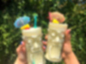 Pina colada, vegan, mexican food, vegan,