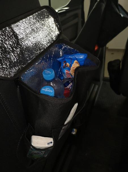Snacks provided