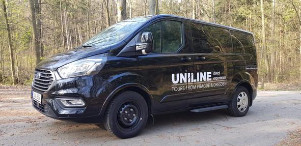 How our vans look like
