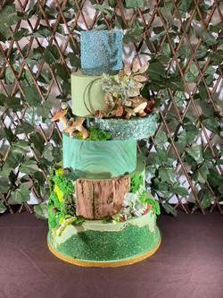 Wedding cake printemps