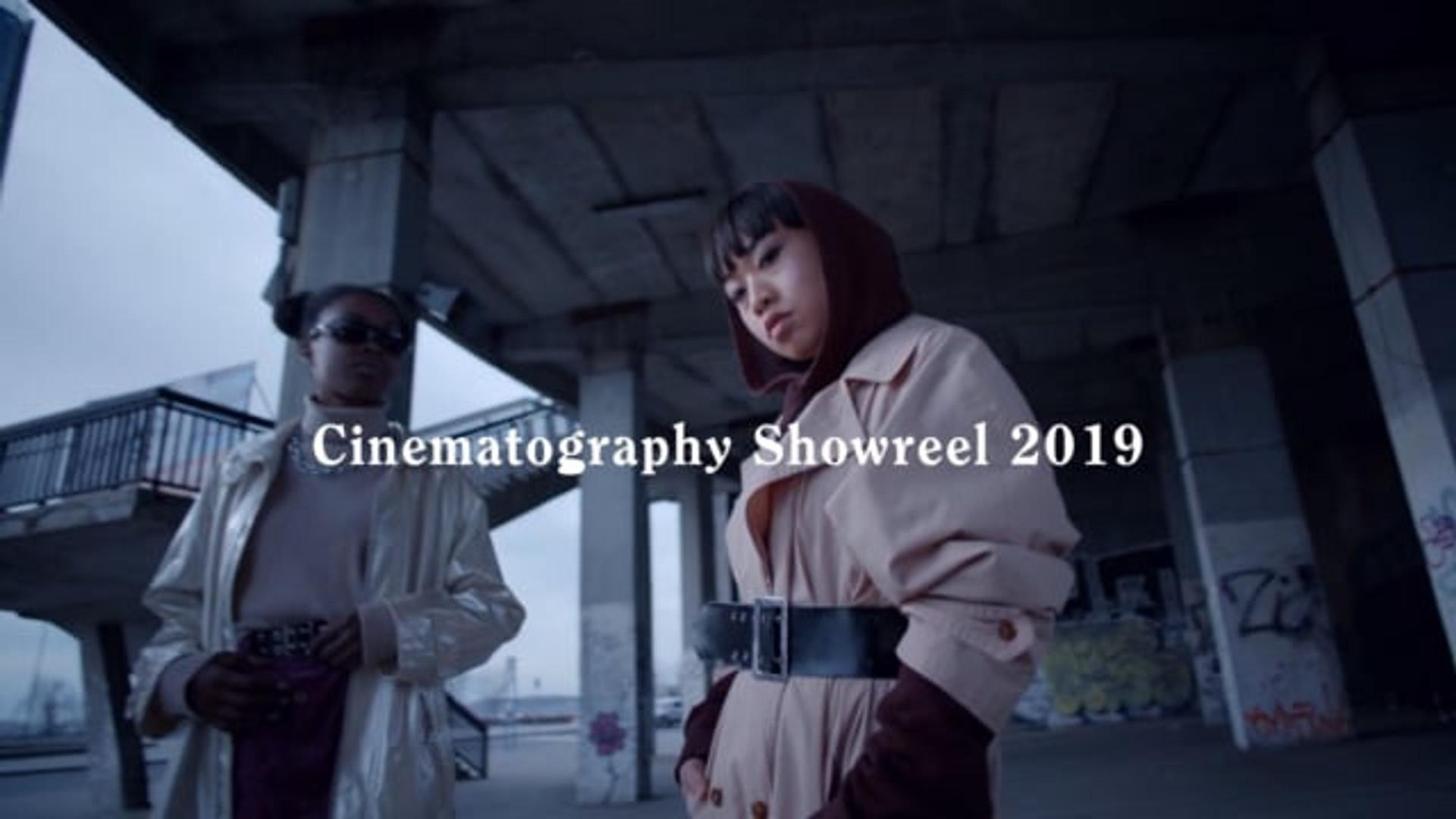 Cinematography Showreel 2019