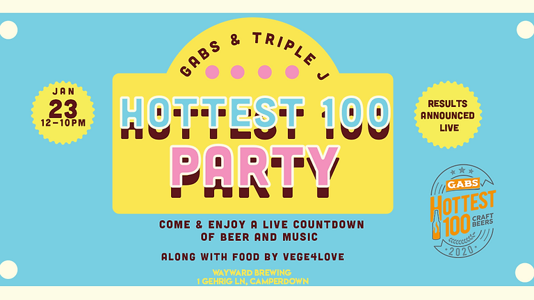 Hottest 100 Count Down
