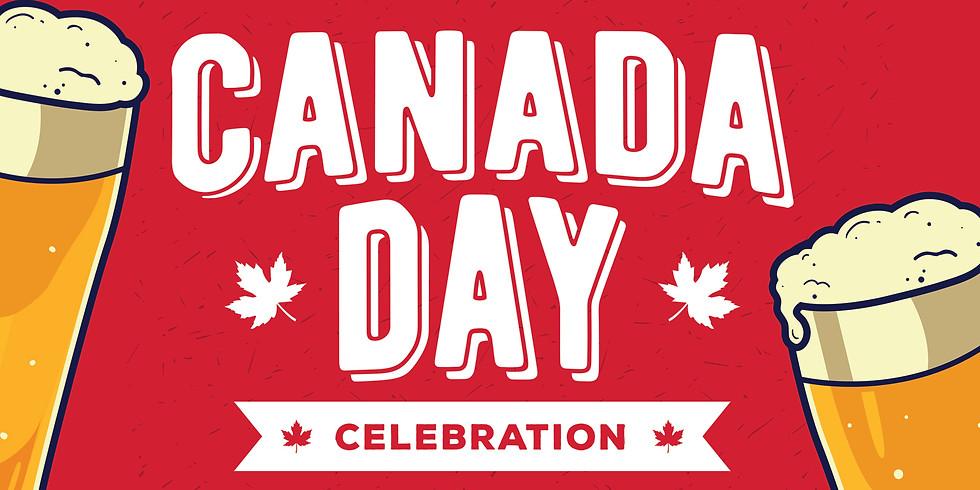 Canada Day at Wayward