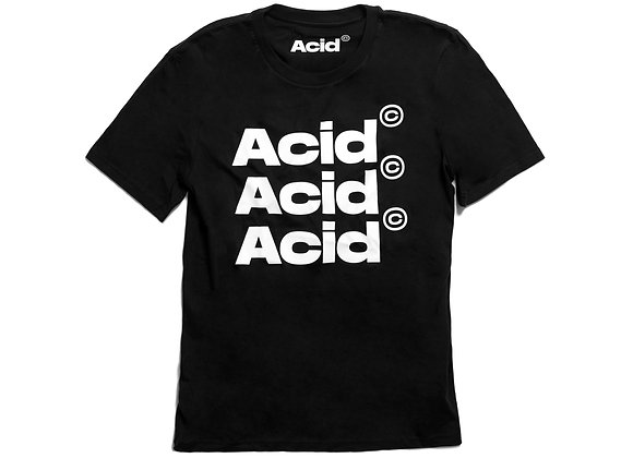 ACID tričko unisex #0105