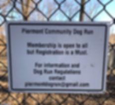 piermont community dog run