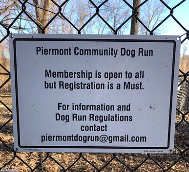 piermont community dog run