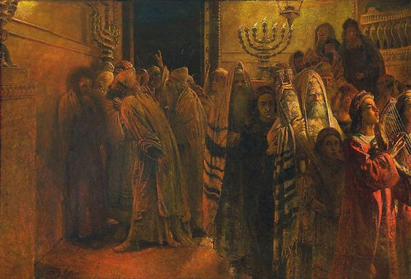 3-The_Judgment_of_the_Sanhedrin-_He_is_G