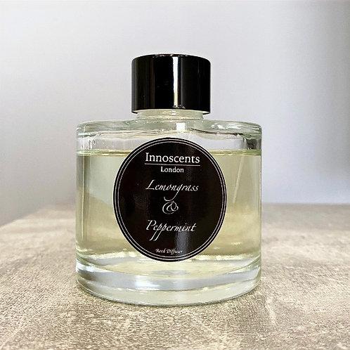 Lemongrass & Peppermint Reed Diffuser