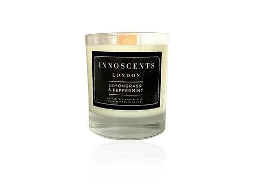 Lemongrass & Peppermint Candle