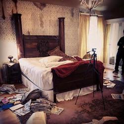 #3daysrising #horrorfilm #setdesign #pro