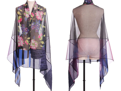 Collage Wrap 6098