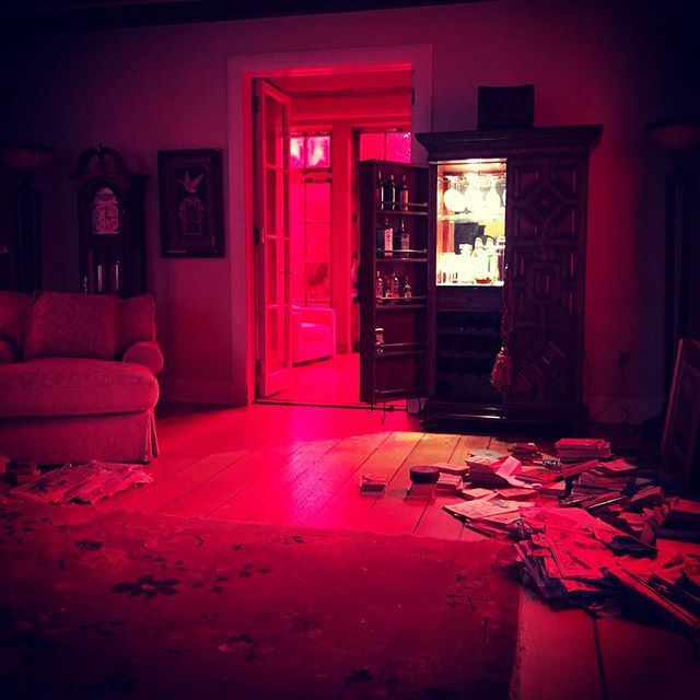#3daysrising #film #horror #setdecoratio