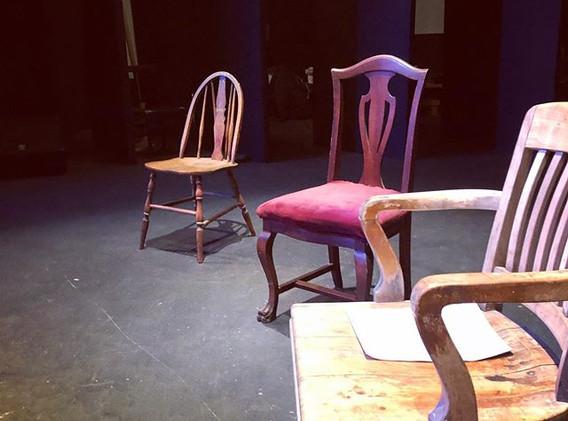 #firstrehearsal #playreading #thelostkei
