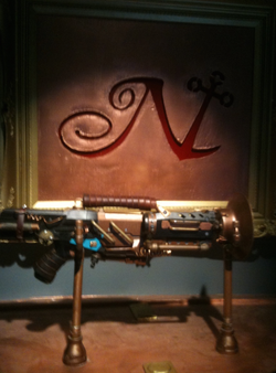 JULES VERNE MYSTERIOUS ISLAND