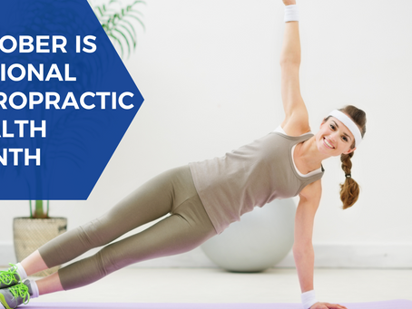 Chiropractic Health Month