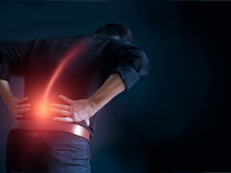 Common Back Injuries Caused by Car Accidents