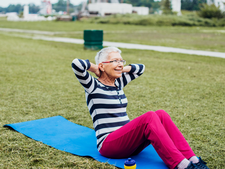 5 Exercises to Help Lower Back Pain