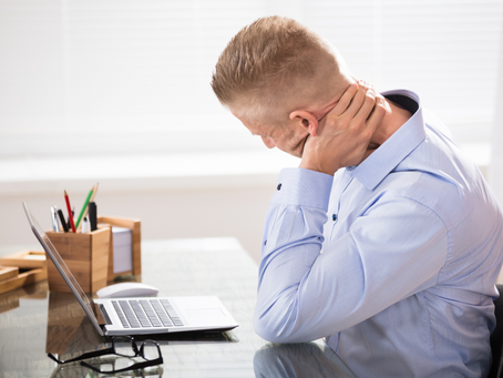 Ergonomics & Headache Pain: How Your Body May be Causing Its Own Stress