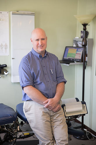Dr. Kevin Ruff in office