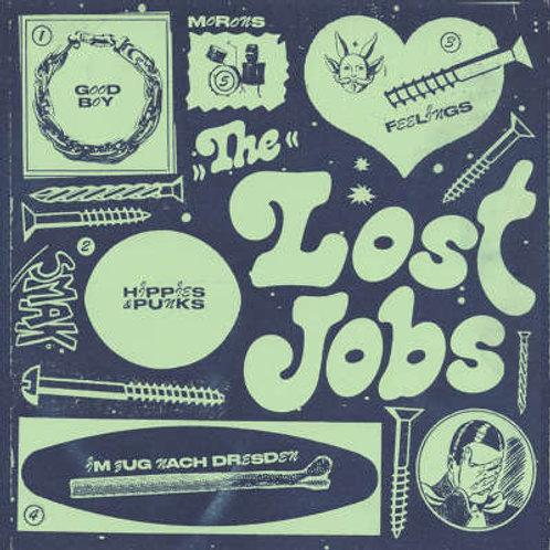 """Lost Jobs, The - s/t 7"""""""