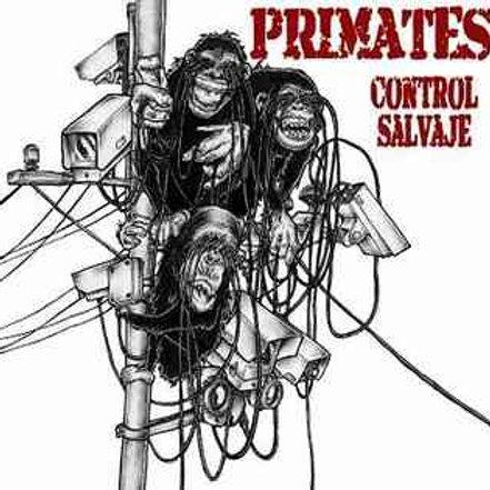 "Primates - Control salvaje 7"""