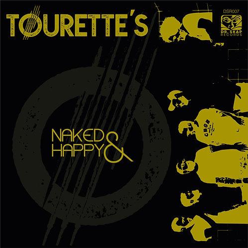 Tourette's // Naked & Happy Demo EP