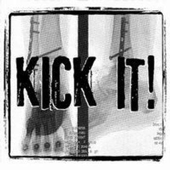 """Kick It! - s/t 7"""""""
